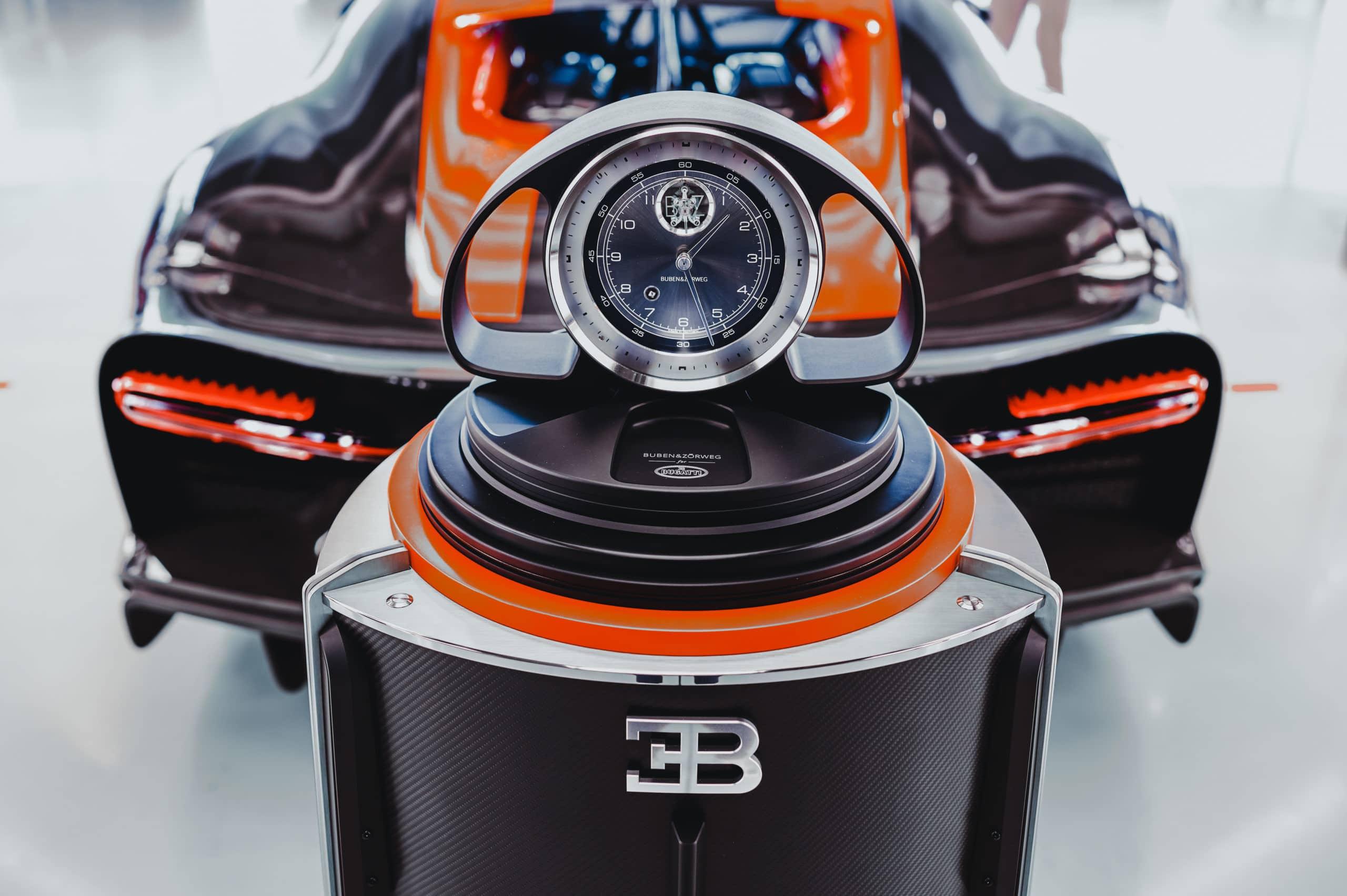 Buben & Zorweg Bugatti Grande Illusion Chiron 300