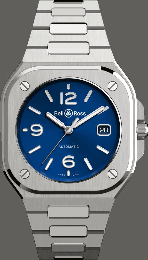 Bell & Ross BR05 blue