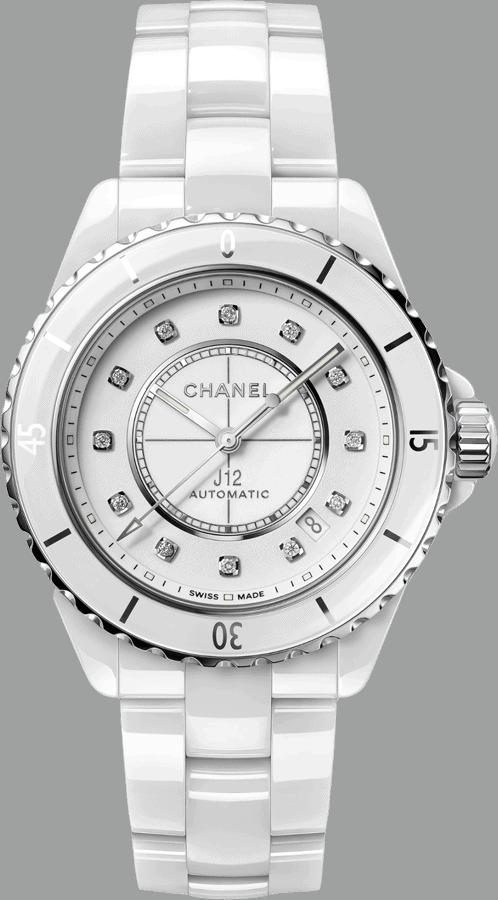 Chanel J12 Weiß