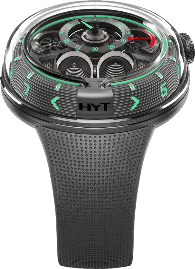 HYT H1 0 Black Fluid