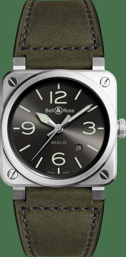 Bell & Ross BR 03-92 Grey Lum