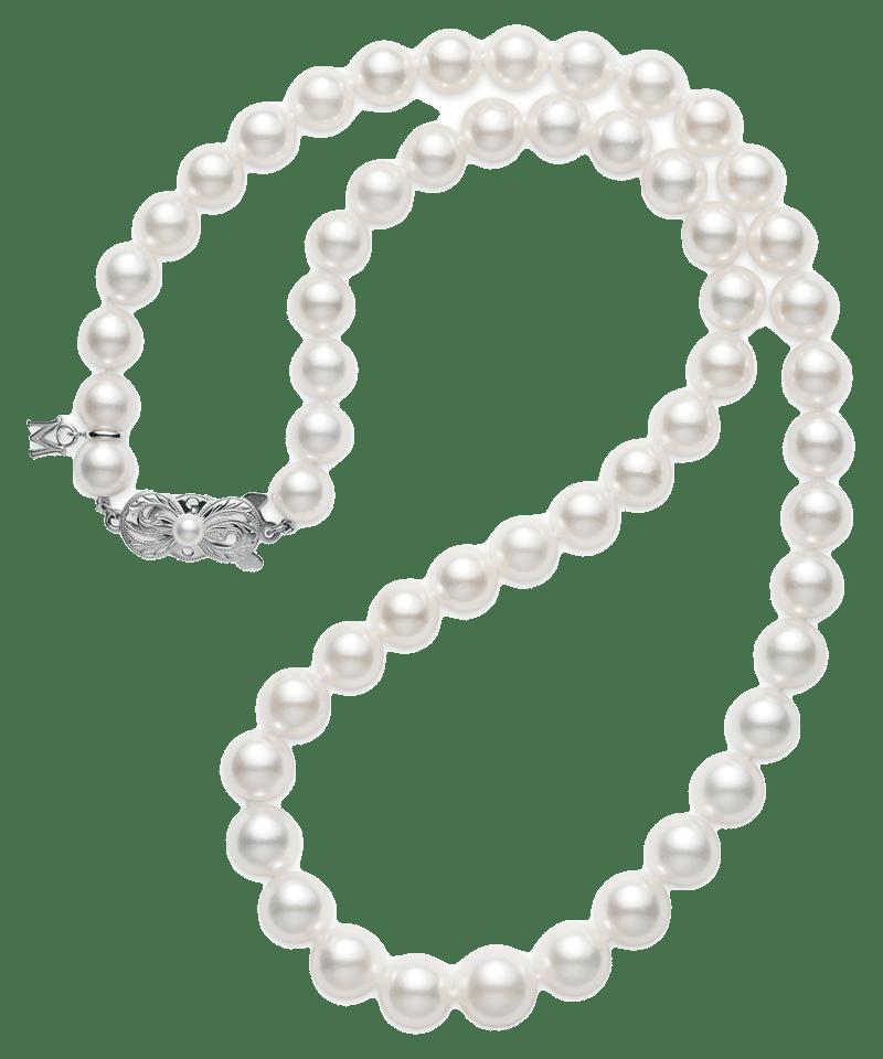 Mikimoto Akoya Princess necklace