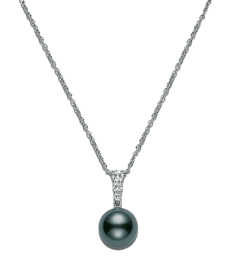 Mikimoto Morning Dew necklace