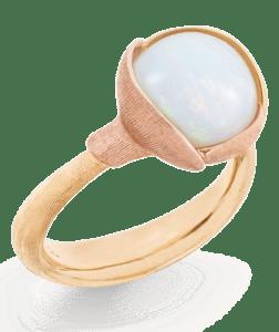 Ole Lynggaard Lotus ring