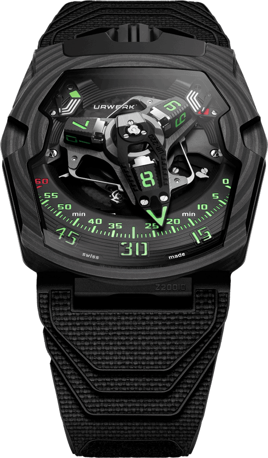 Urwerk UR-220 « Falcon Project »