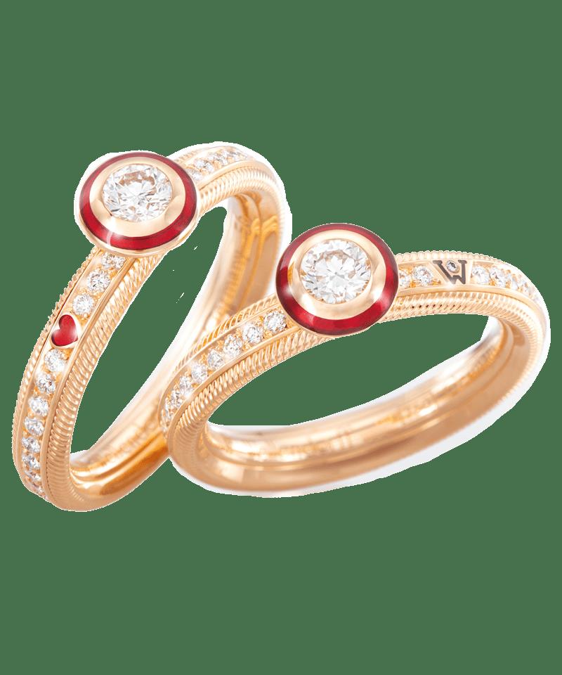 Wellendorff Danke Für rings