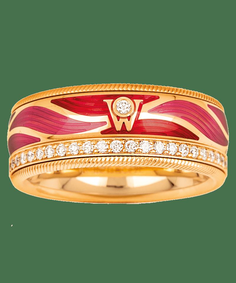 Wellendorff Lebensglueck ring